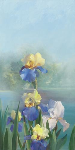 schilderij isola bella iv