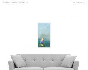 schilderij isola bella v