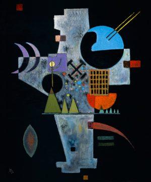 schilderij kruisvorm