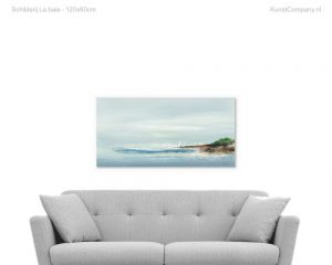 schilderij la baie