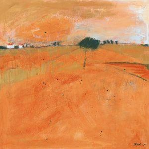 schilderij landscape i