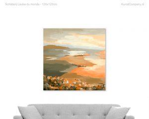 schilderij laube du monde