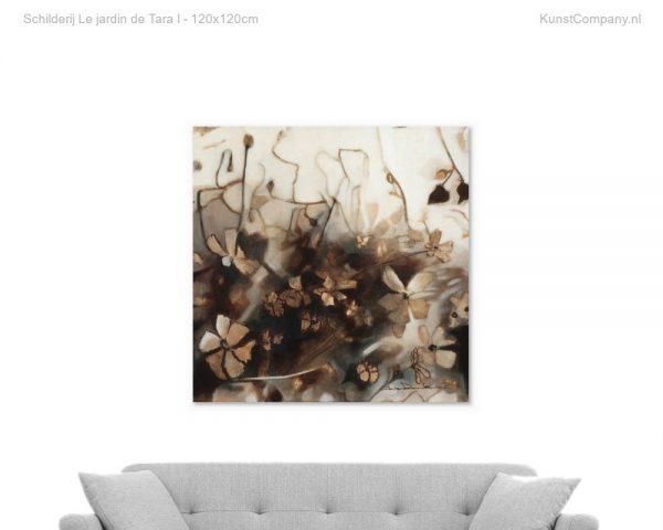 schilderij le jardin de tara i