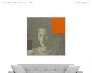 schilderij madonna