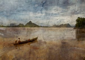 schilderij mousson birmane