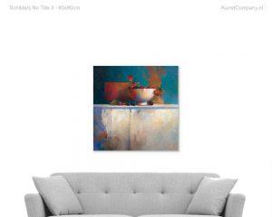 schilderij no title ii