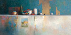 schilderij no title iii