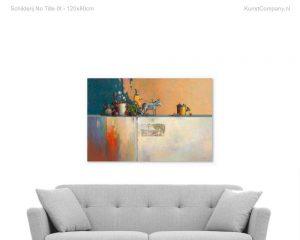 schilderij no title ix