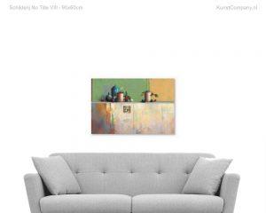schilderij no title viii