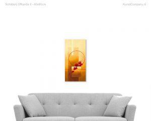 schilderij offrande ii