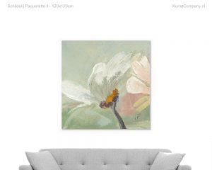 schilderij paquerette ii