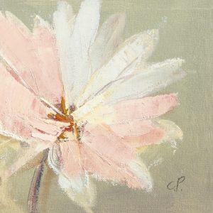 schilderij paquerette iii