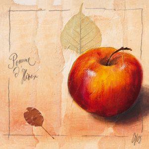 schilderij pomme dhiver