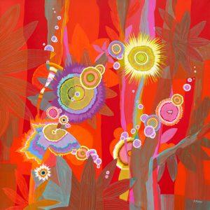 schilderij pop art ii
