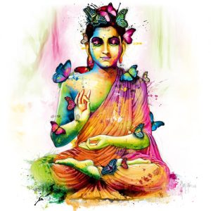 schilderij siddhartha