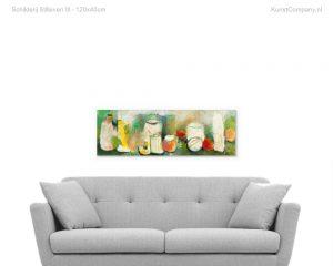 schilderij stilleven iii