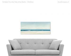 schilderij the other side of the atlantic