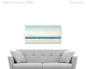 schilderij the whispering sea