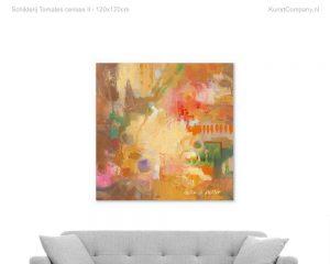 schilderij tomates cerises ii