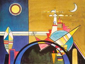 schilderij torre di kiev part