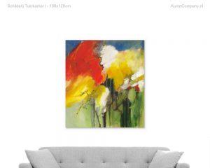 schilderij tuinkamer i