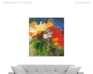 schilderij tuinkamer ii