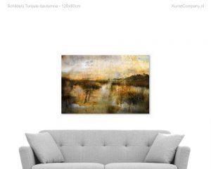 schilderij turquie dautomne