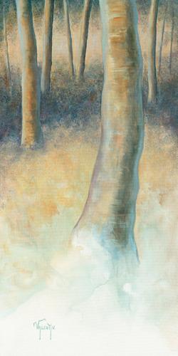 schilderij une vie a neuf