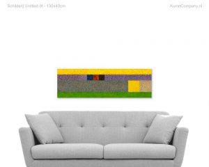 schilderij untitled ix