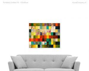 schilderij untitled vii