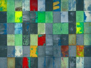 schilderij untitled viii