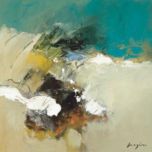 schilderij variations abstraites ii
