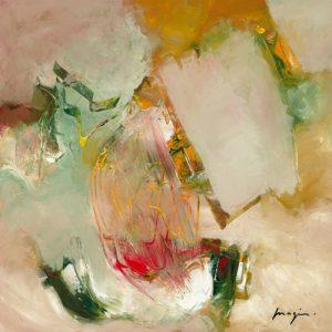 schilderij variations abstraites vii