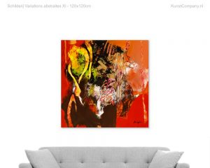 schilderij variations abstraitesi