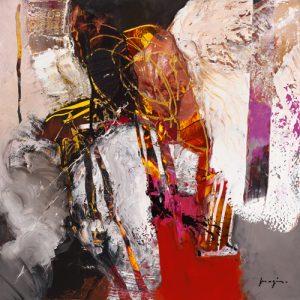 schilderij variations abstraitesii