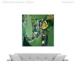 schilderij variations abstraitesiii