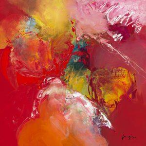 schilderij variations abstraitesix