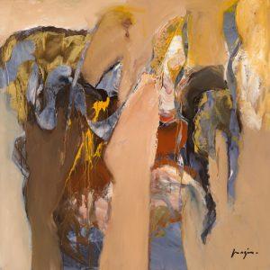 schilderij variations abstraitesv
