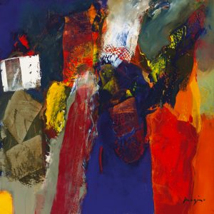 schilderij variations abstraitesvi