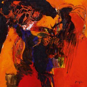 schilderij variations abstraitesvii