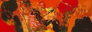 schilderij variations abstraitesxii