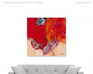 schilderij variations abstraitesxiv
