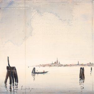 schilderij venise