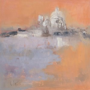 schilderij venise iii