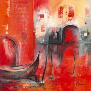 schilderij venise mysterieuse i