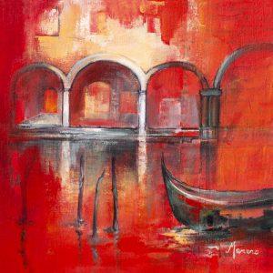 schilderij venise mysterieuse ii