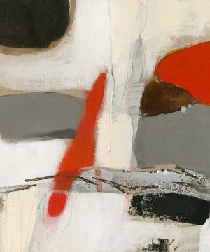 schilderij vergezicht ii