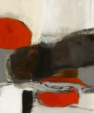 schilderij vergezicht iii