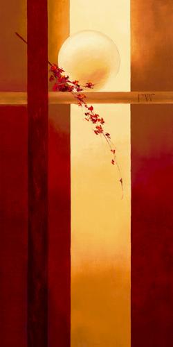 schilderij vers la lumiere