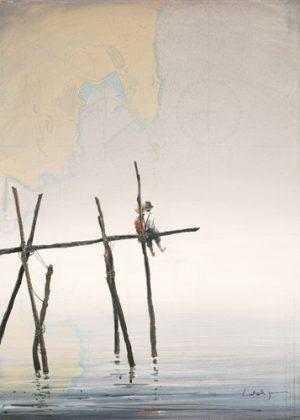 schilderij vers lhorizon